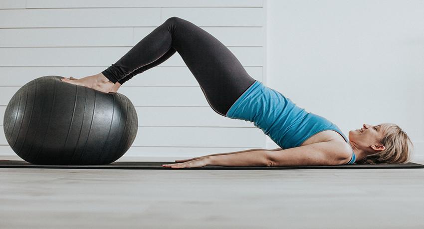 tabla básica de ejercicios de pilates