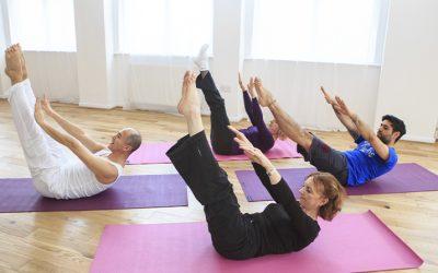 Pilates y equilibrio, conoce los ejercicios más efectivos