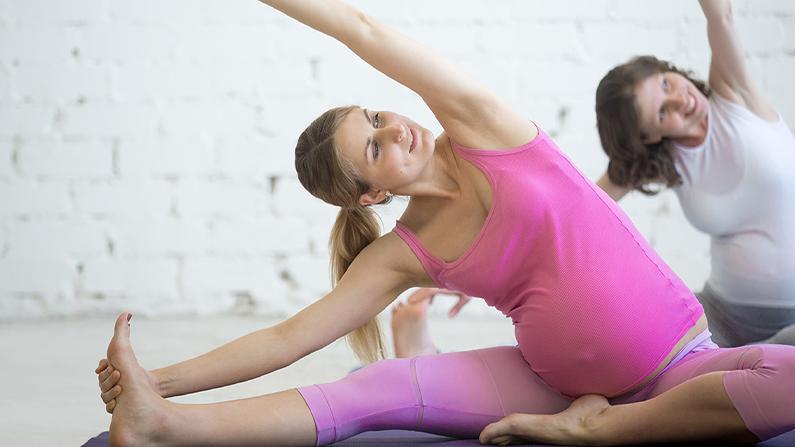 Ejercicios durante el embarazo, beneficios y consejos