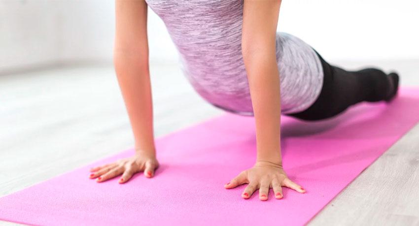 Practica ejercicio cpmo hábito diario para un estilo de vida sano